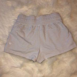 Whit Lululemon Shorts